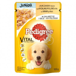 Pedigree Junior z...