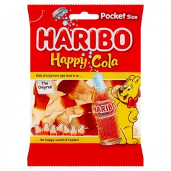 Żelki Haribo happy - cola