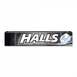 HALLS Extra Strong