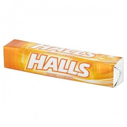 Halls Honey and Lemon