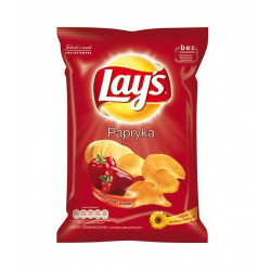 Lay's Chipsy Papryka