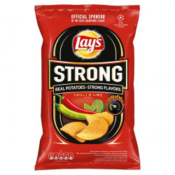Lay's strong chili&lime