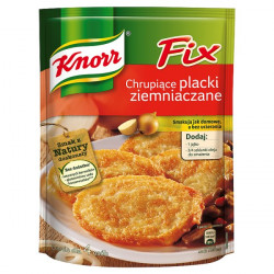 FIX KNORR CHRUPIĄCE PLACKI...