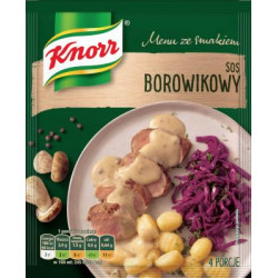 Knorr sos borowikowy